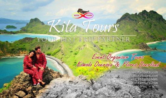 Labuan Bajo, Indonesia: Padar island by Kita Tours