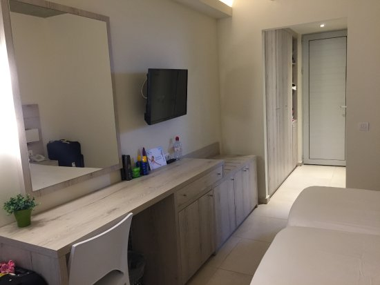 Rodos Star Hotel: Room in the new block