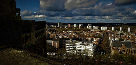 Koekelberg, Belgia: Impressive
