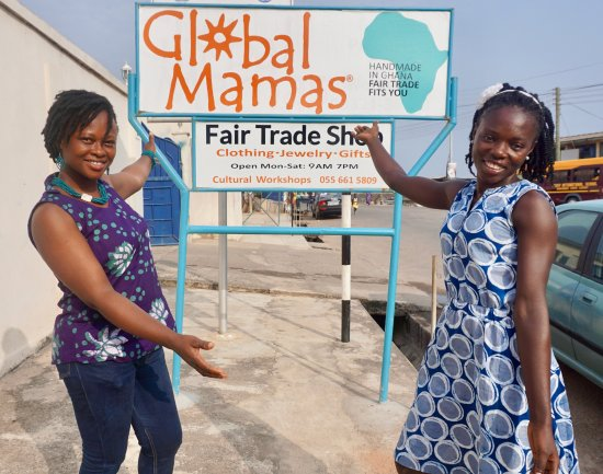 Cape Coast, Ghana: Welcome to Global Mamas!