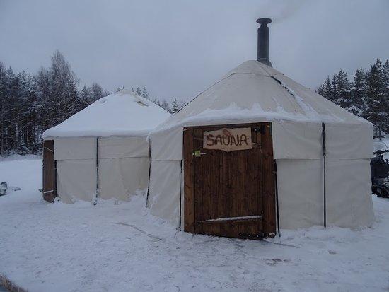 Rovaniemi, Finlandia: La mejor sauna del mundo