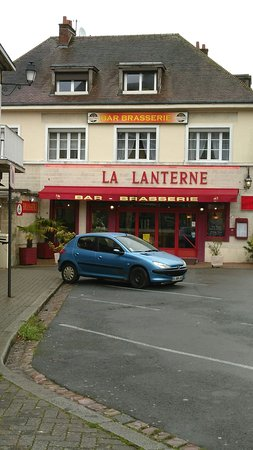 Falaise, فرنسا: La Lanterne