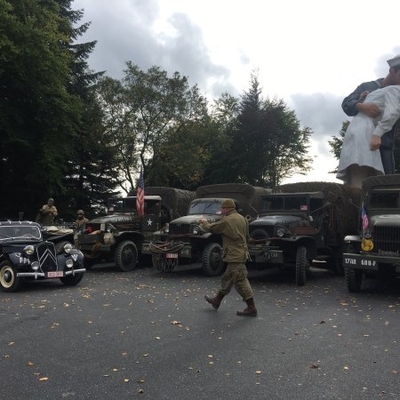 Battle Of The Bulge Tour From Brussels