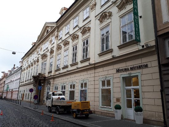 Muzeum Alfonsa Muchy
