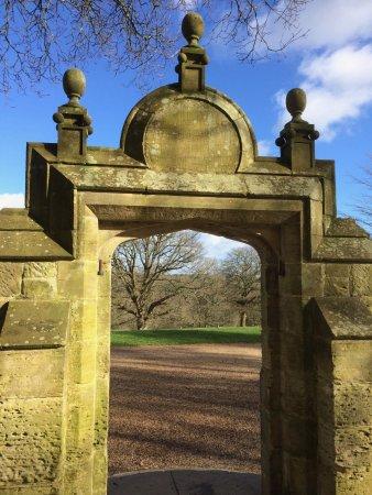 Haywards Heath, UK: Entrance to the original house