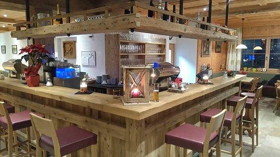 Aschau bei Kirchberg, Austria: Nette Bar, gut geeignet für Apres Ski bzw. Apres Wandern