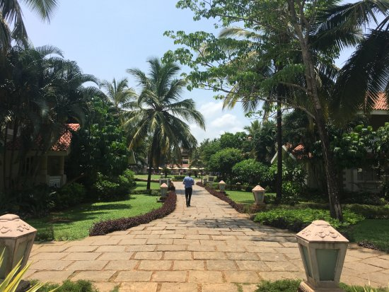Club Mahindra's Excellent property..enjoyed a lot