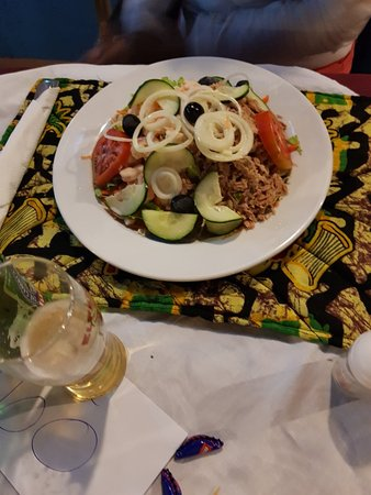 Kunta Kinteh Beach Bar and Restaurant: 20180204_211154_large.jpg