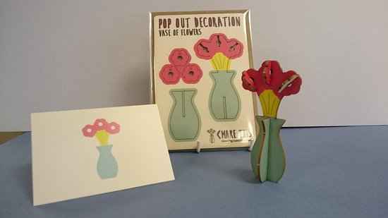 Design-led greetings cards - Picture of Blossom Street Gallery ...