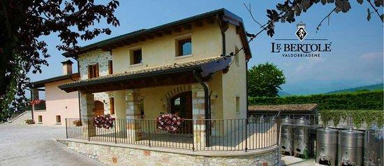 Valdobbiadene, Italy: Le Bertole