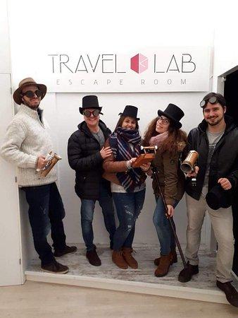 Travel Lab Escape Room Santander