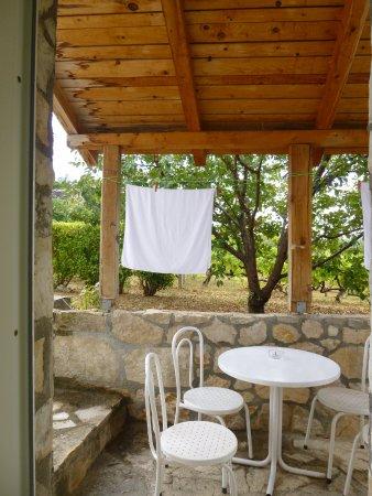 Krka National Park, Croacia: Prive zitje.
