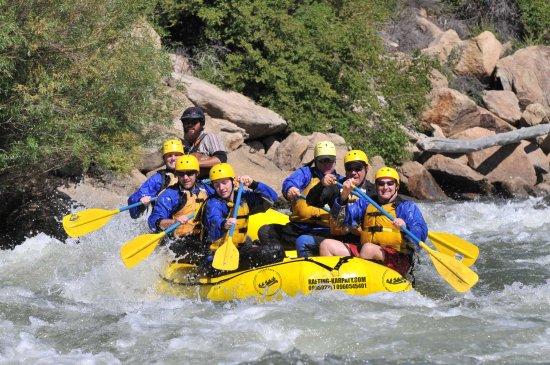 Rafting Karpaty