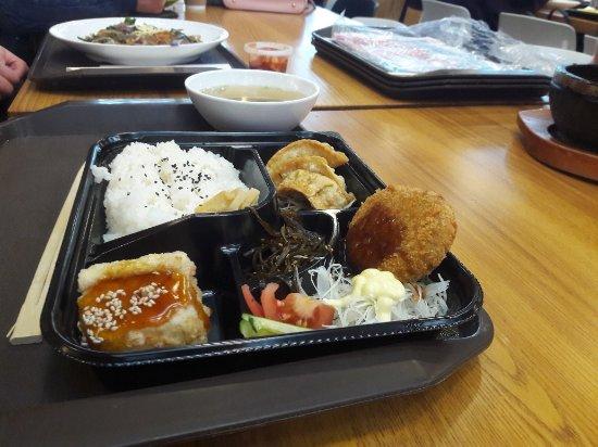 BANG Oriental Food Hall Japanese Bento Box