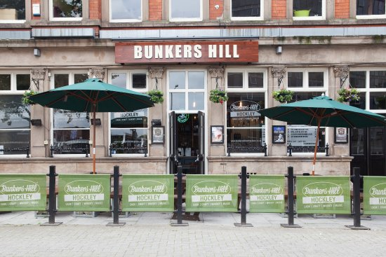 Bunkers Hill Hockley