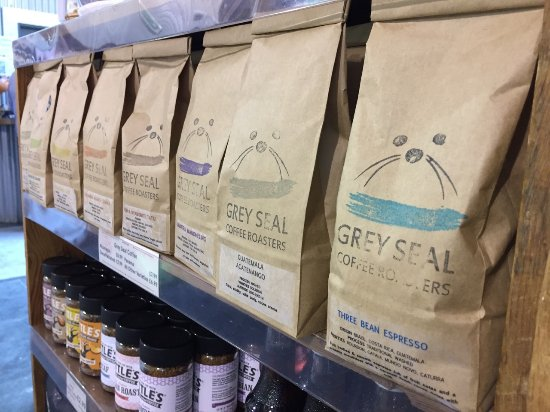 Delicious North Norfolk Roast Coffee By Grey Seal Picture