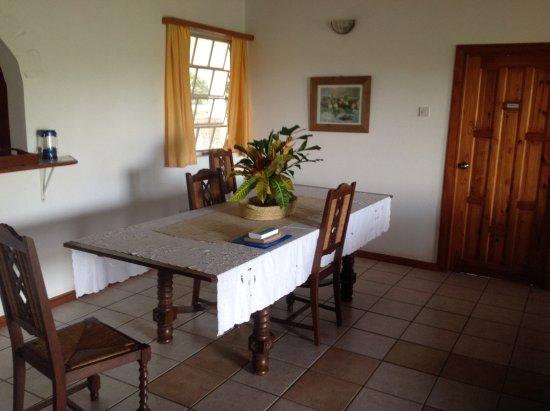 Praslin Quarter, Sta. Lucía: Livingroom