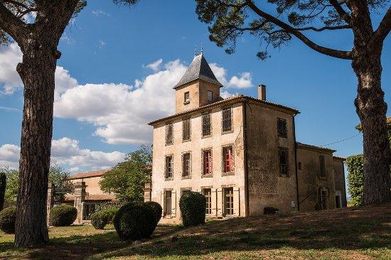 Servian, Frankreich: Château Pinardier autrement appelé Folie Languedocienne