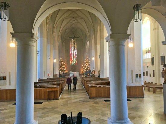 Pfarrkirche St. Georg: St. Georg.