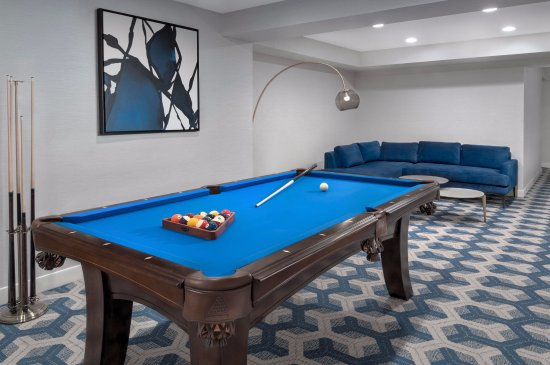 Deluxe King Pool Table Room Picture Of Sheraton Eatontown Hotel - Best place to buy a pool table