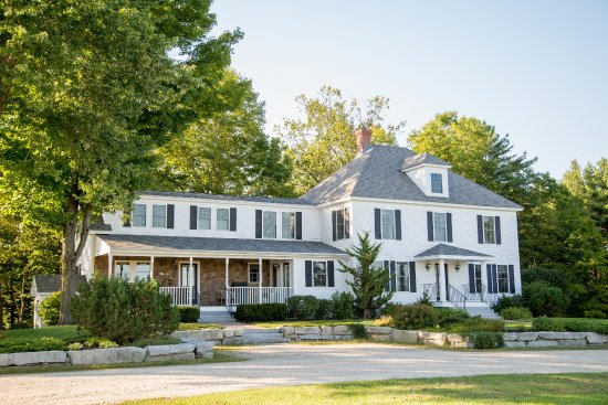 Guest Houses at Pineland Farms: Collyer Brook Farm Guest House