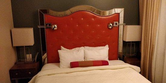 Premium Loft Bedroom Picture Of The Crawford Hotel Denver Tripadvisor