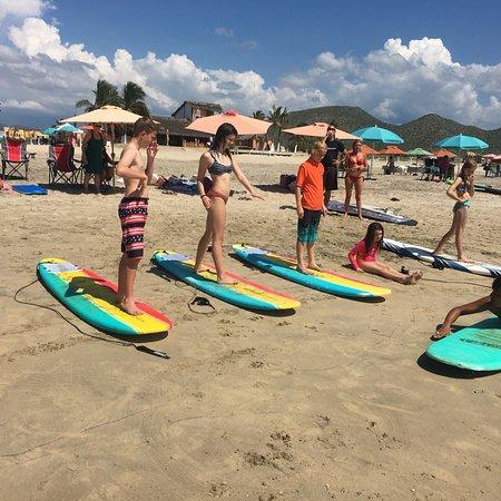 El Pescadero, Mexiko: Súper recomendado!!  Super recommend it great people, great place,  good surfing!!