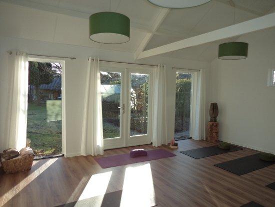 Rheden, Países Baixos: studio met uitzicht op de tuin