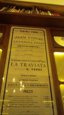 Ristorante & Wine Bar dei Frescobaldi : Sala