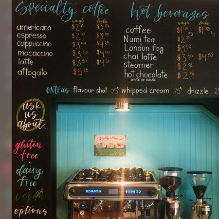 Affogato Cafe + Gelato