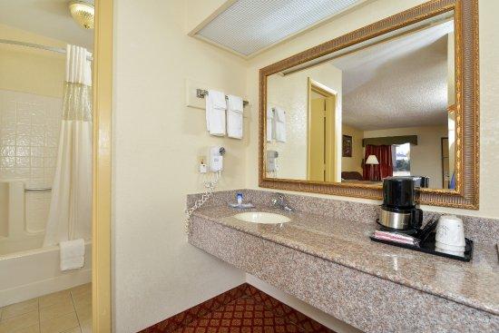 Brookhaven, Μισισιπής: Guest Bathroom