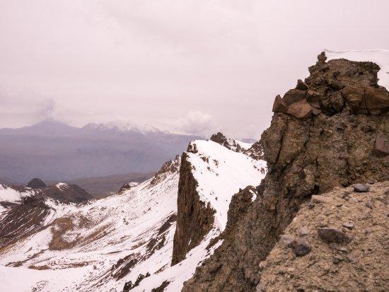 Belmond Las Casitas: Excursion to Nevado Mismi (5.600 m)