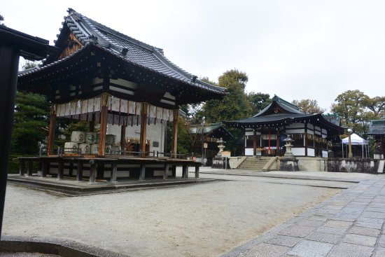 Фотография Wara Tenjingu Shrine