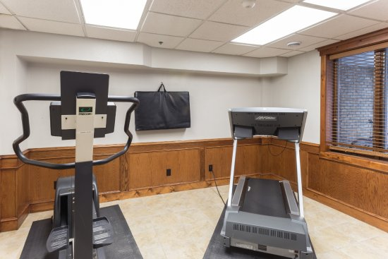 Northfield, MN: Fitness Room