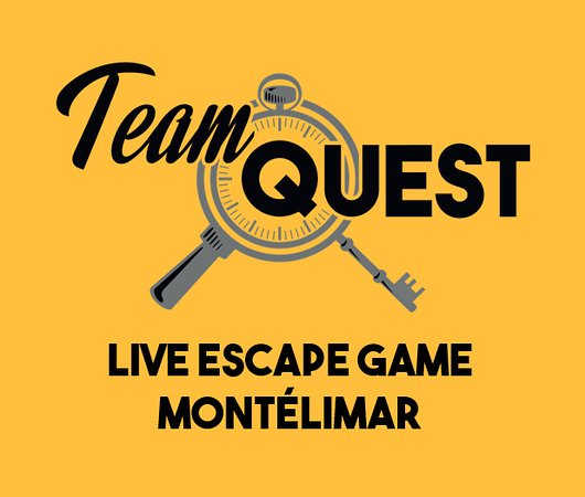 Montelimar, Γαλλία: Logo TEAM QUEST