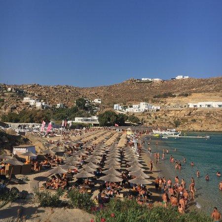 Super Paradise Beach : spiaggia di Super Paradise