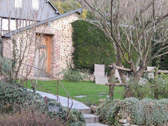 Barneville-la-Bertran, Francia: Salle de massage