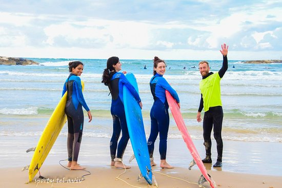 Chilli surf school