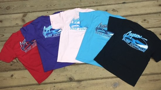 Cayucos Surf Company Old Pier Kids T-Shirt