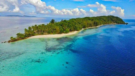 Raja Ampat, Indonesien: Tanjung Beach