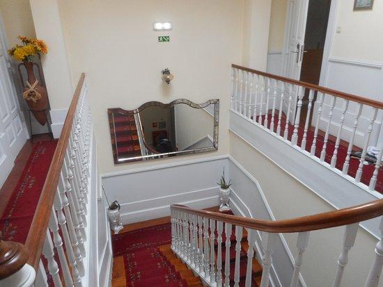 Hotel Mira Daire: scale dell'hotel