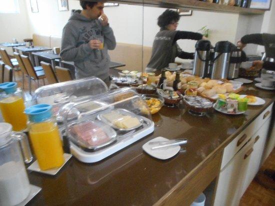 Hotel Mira Daire: sala colazione