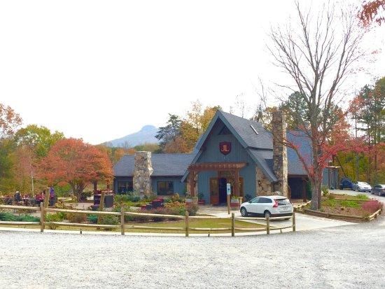 Pilot Mountain, NC: beautiful scenery
