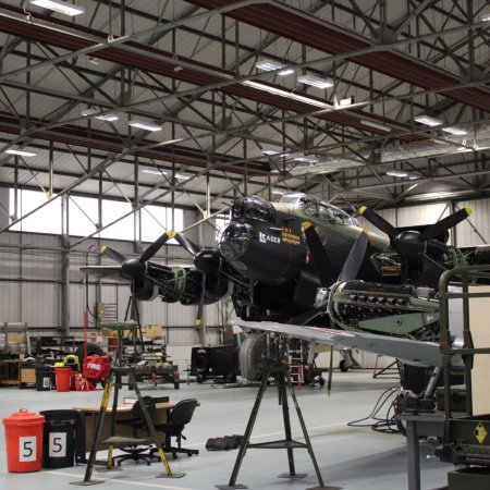 Battle of Britain Memorial Flight Visitor Centre: photo2.jpg