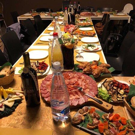 Magliano, Ιταλία: Ho festeggiato i miei 40 anni e che dire... Top, dal servizio eccellente e ottimi piatti che si