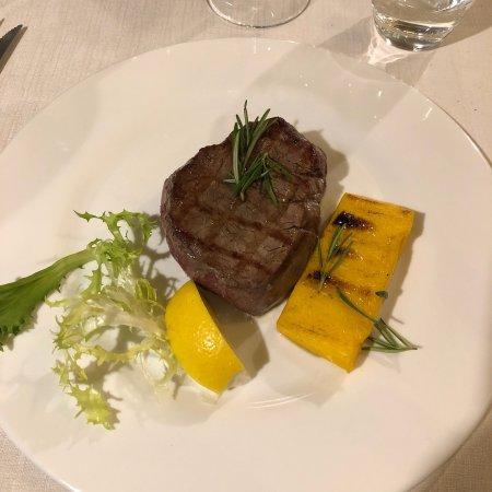 Creazzo, Italien: Prima volta è sicuramente tornerò..!  Posto familiare ottima le tagliatelle al tartufo..! E io p