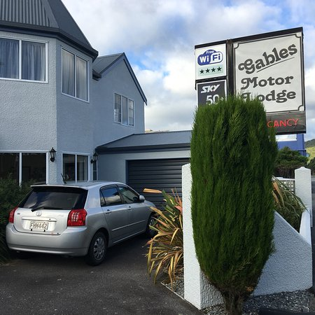 Gables Motor Lodge: photo0.jpg