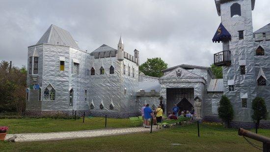 Ona, Φλόριντα: Solomon's castle