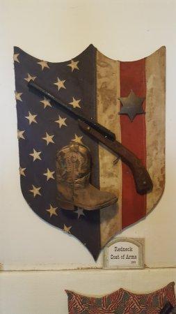 Ona, Φλόριντα: redneck coat of arms