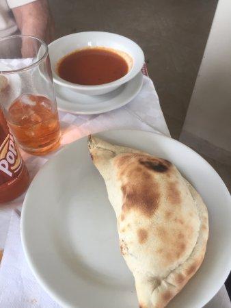 Jamundi, โคลอมเบีย: pizza pantalon